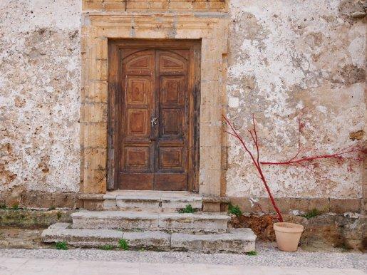 Marzamemi sicilie oude centrum