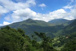 Minca uitzicht colombia