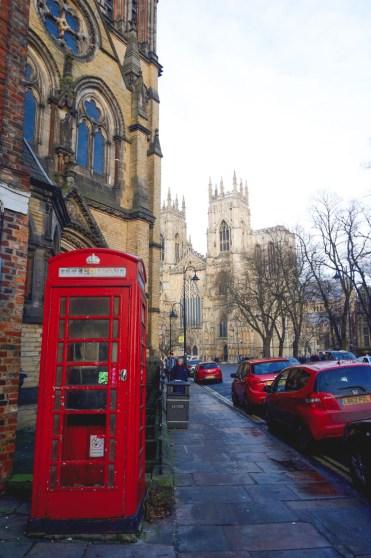 Minicruise York telefooncel
