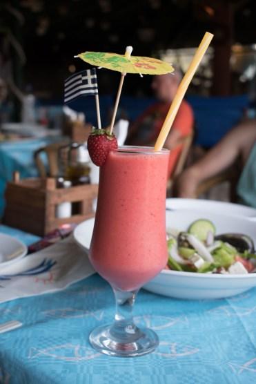 Mooiste stranden Zakynthos Dafni beach restaurantje-2