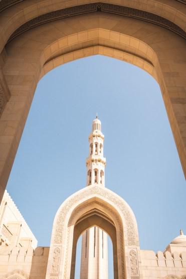 Muscat Oman Grand Mosque-2