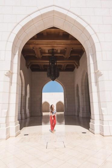 Muscat Oman Opera House