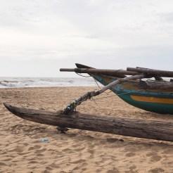 Negombo vissersboten sri lanka