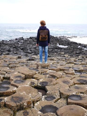 Noord-ierland giant's causeway