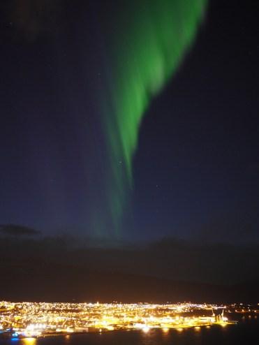 Noorderlicht in Ijsland