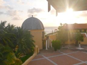Octagon museum Avila hotel curacao