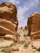 Onderweg naar Petra
