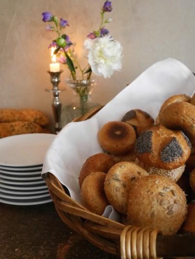 Ontbijt Michel Berger Hotel breakfast berlijn