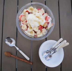 Ontbijt belvilla kreta