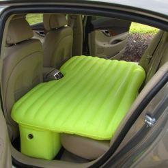 Opblaasbed voor in je auto