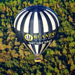 Orlando balloon flight