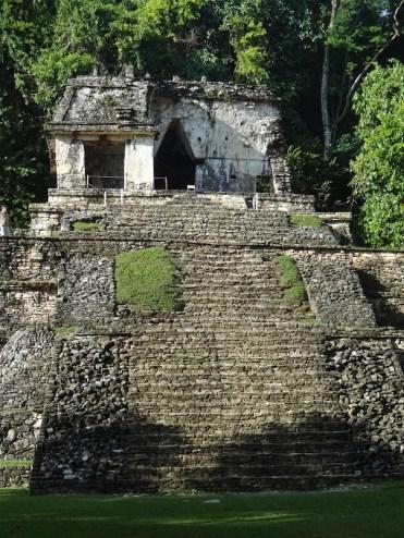 Palenque tempel van het kruis