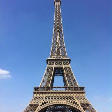 Week-End à Paris tour eiffel