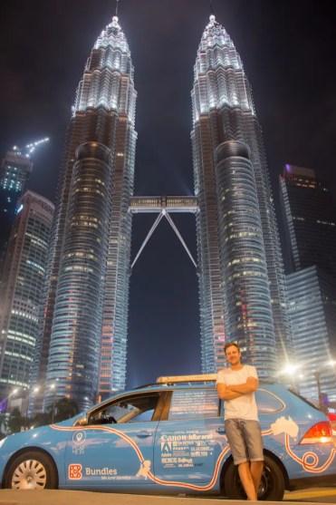 Petronas Twin Towers wiebe