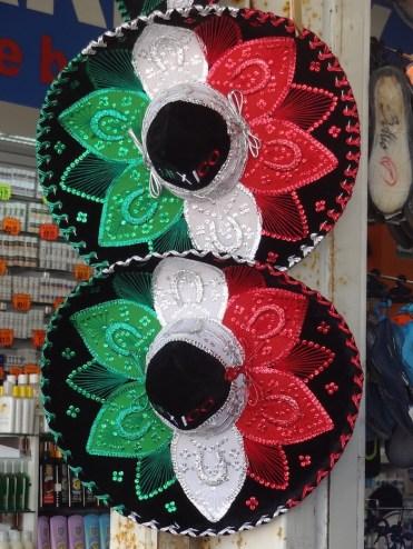 Playa del Carmen mexico hoeden