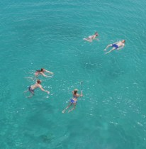 Playa westpunt cliff diving curacao