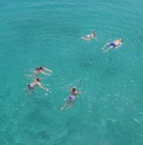 Playa westpunt cliff diving curacao