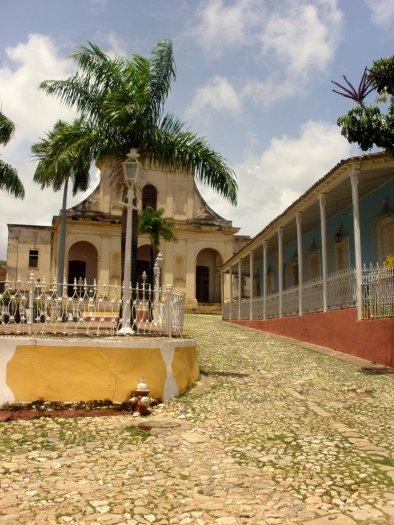 Plaza Mayor Cuba Trinidad