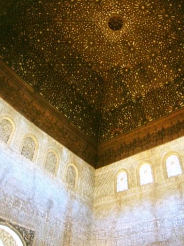 Prachtig alhambra bezoeken paleis details