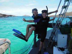 Ready, set, snorkel!