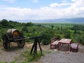 Wijnproeverij red mountain estate