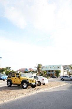 Reizen Sint Maarten auto
