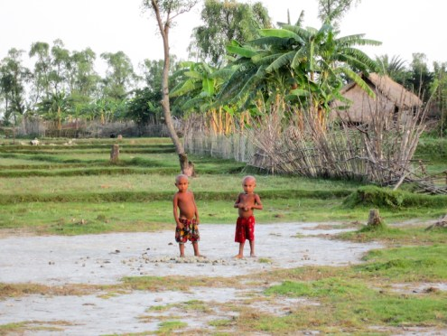Reizen naar Bangladesh