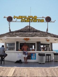 Hakuna Matata Beach rome