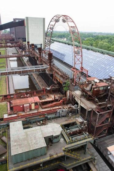 Ruhrgebied bezienswaardigheden industrie