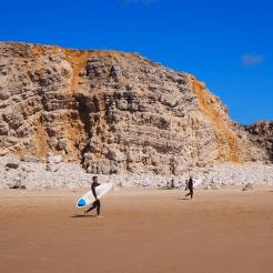 Sagres surfers algarve