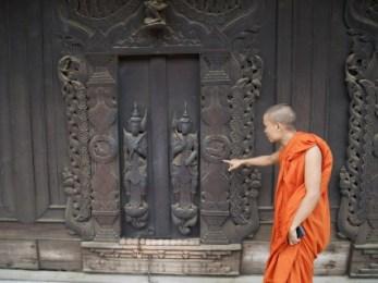 Shwe in Bin Kyaung Mandalay