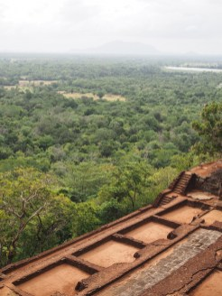 Sigiriya sri lanka viewpoint
