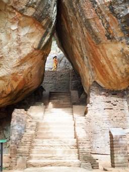 Sigiriya-trappen-sri-lanka-rotsen