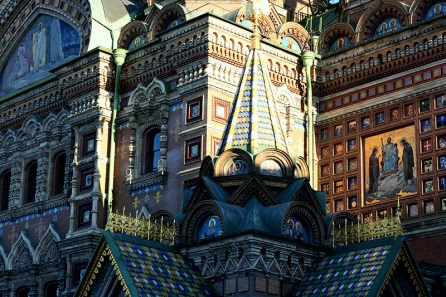 Sint Petersburg Church of the Savior on Spilled Blood