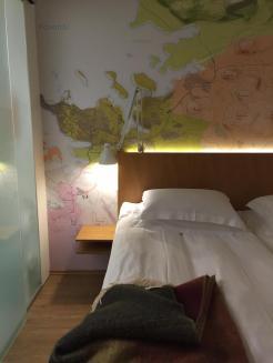 Slaapkamer hotel icelandair reykjavik marina