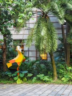 Songshan Cultural Park Taipei