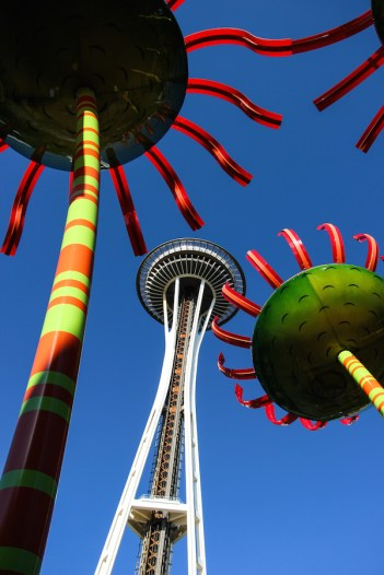 Van vancouver naar seattle een spectaculaire treinreis n - Chihuly garden and glass groupon ...