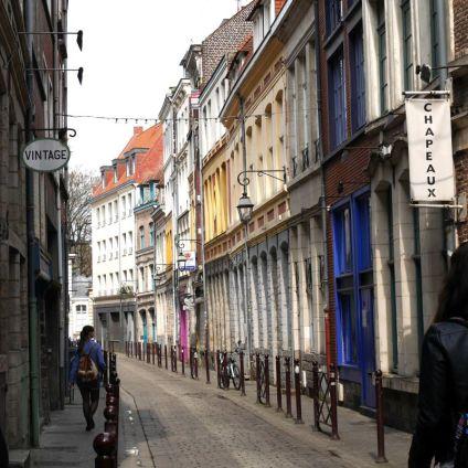 Straat Lille