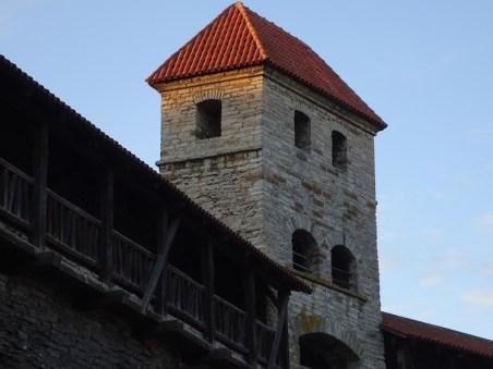 Tallinn stedentrip Oudestadsmuur