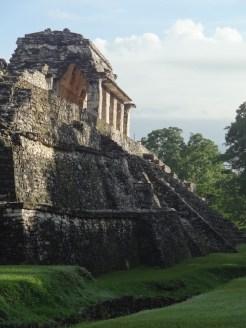 Tempel in Palenque