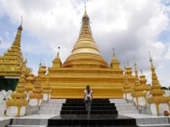 Mandalay tempels