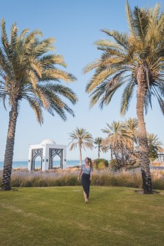 The Chedi Muscat hotel in oman