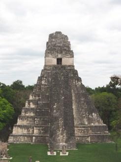 Tikal Guatemala maya stad