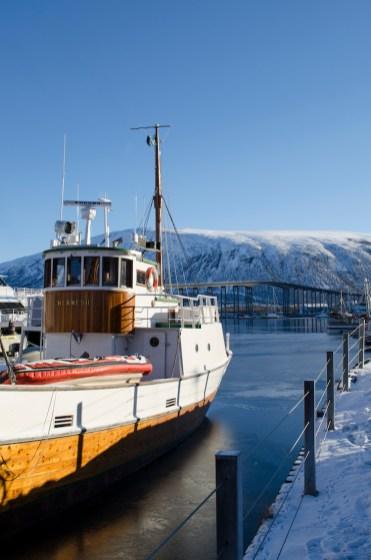 Tromso haventje