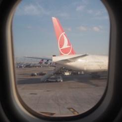 Turkish Airlines ticket