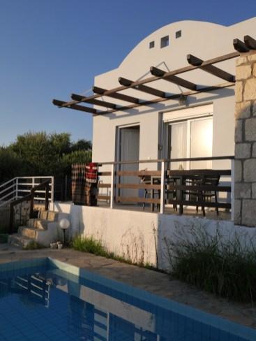 Vakantiehuis in Sfakaki Kreta
