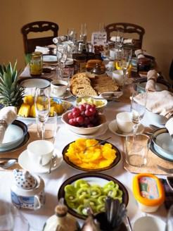 Valencia Mindfulness Retreat ontbijt