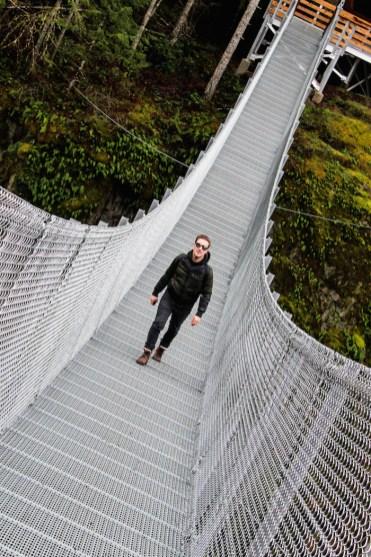 Vancouver Island Hangbruggen