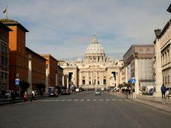Vaticaanstad Sint Pieter Rome
