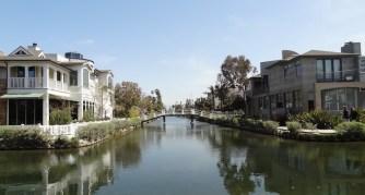 Venice Beach venetie bruggen